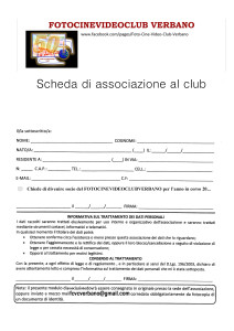 scheda iscriz al club